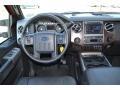2012 Vermillion Red Ford F250 Super Duty Lariat Crew Cab 4x4  photo #15