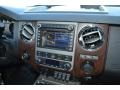 2012 Vermillion Red Ford F250 Super Duty Lariat Crew Cab 4x4  photo #17