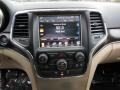 New Zealand Black/Light Frost Controls Photo for 2014 Jeep Grand Cherokee #77753667