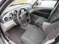 Pastel Slate Gray Prime Interior Photo for 2007 Chrysler PT Cruiser #77756346