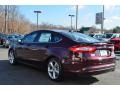 2013 Bordeaux Reserve Red Metallic Ford Fusion SE 1.6 EcoBoost  photo #42