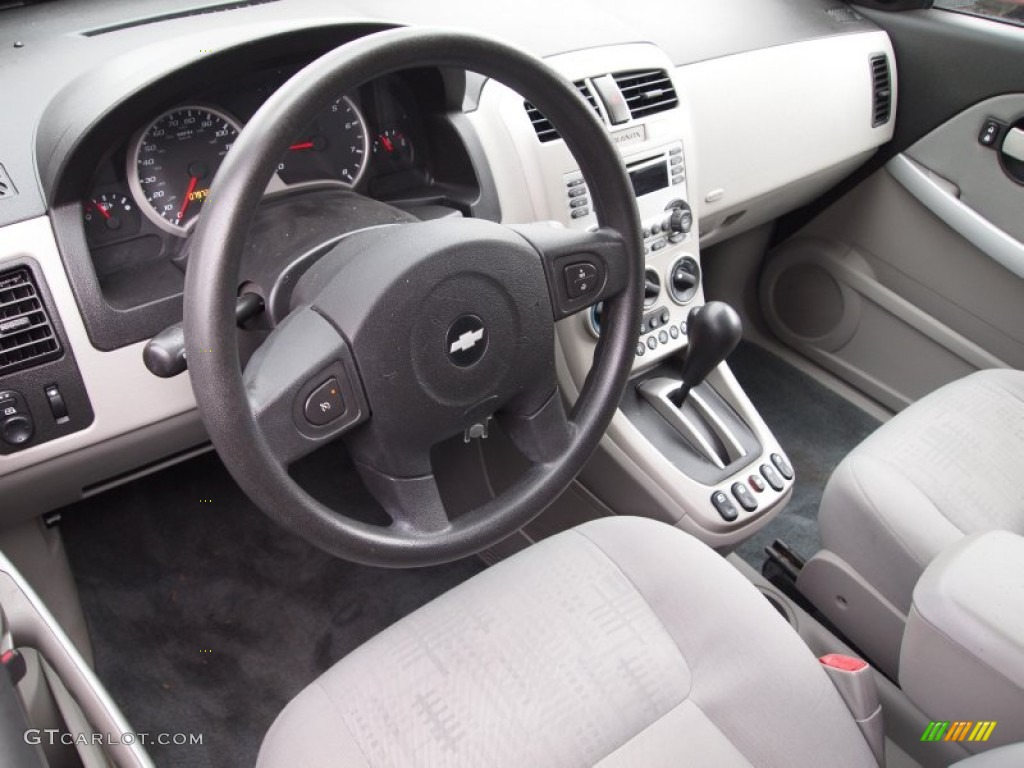 Light gray interior 2005 chevrolet equinox ls awd photo for 2005 chevy equinox interior