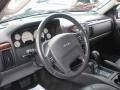 Dark Slate Gray Dashboard Photo for 2002 Jeep Grand Cherokee #77766236