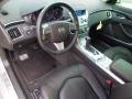 Ebony 2013 Cadillac CTS Interiors