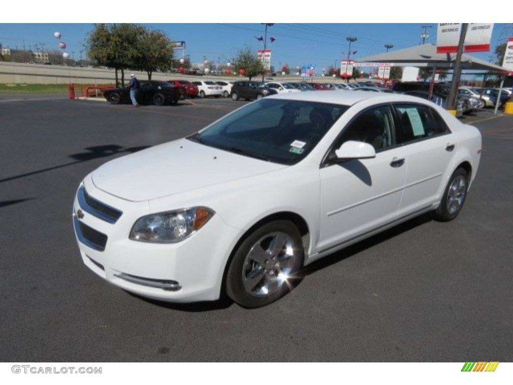 chevy malibu white - photo #4