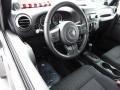 Black Prime Interior Photo for 2011 Jeep Wrangler #77773523