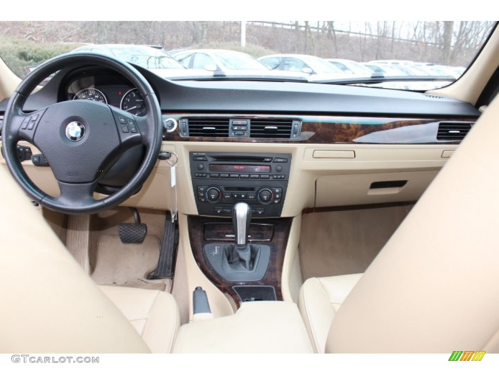 2006 bmw 3 series 330xi sedan beige dashboard photo 77773728. Black Bedroom Furniture Sets. Home Design Ideas