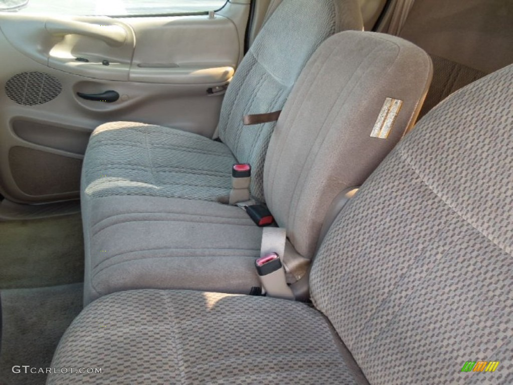 1997 ford f150 xlt extended cab 4x4 front seat photo. Black Bedroom Furniture Sets. Home Design Ideas