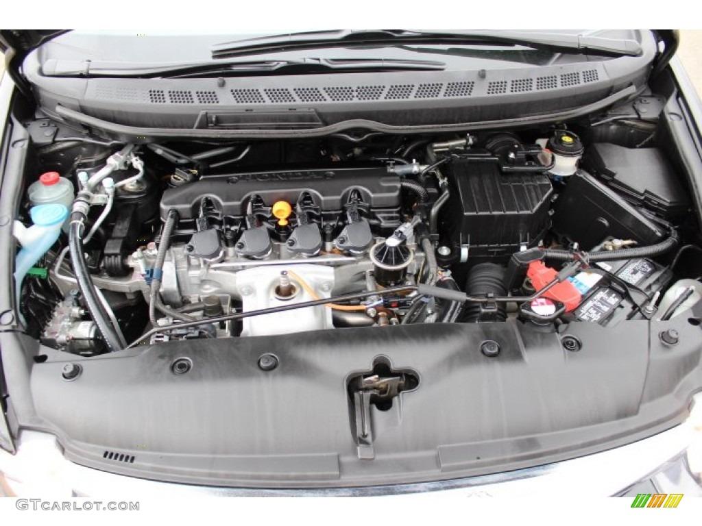 2009 honda civic lx sedan engine photos. Black Bedroom Furniture Sets. Home Design Ideas