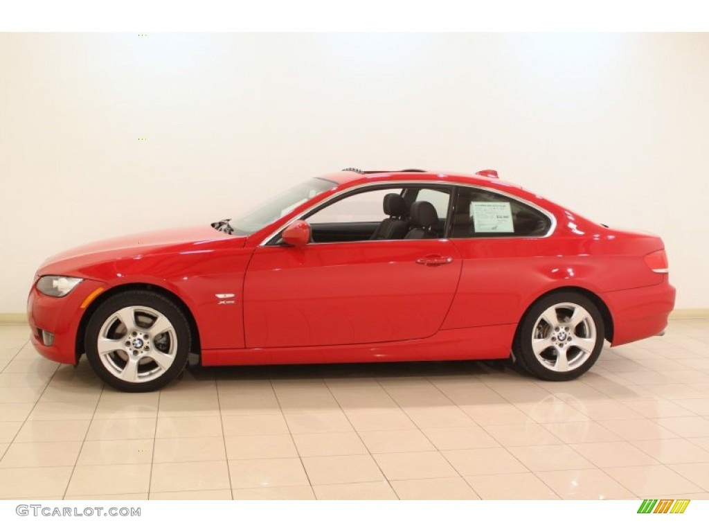 crimson red 2010 bmw 3 series 328i xdrive coupe exterior. Black Bedroom Furniture Sets. Home Design Ideas