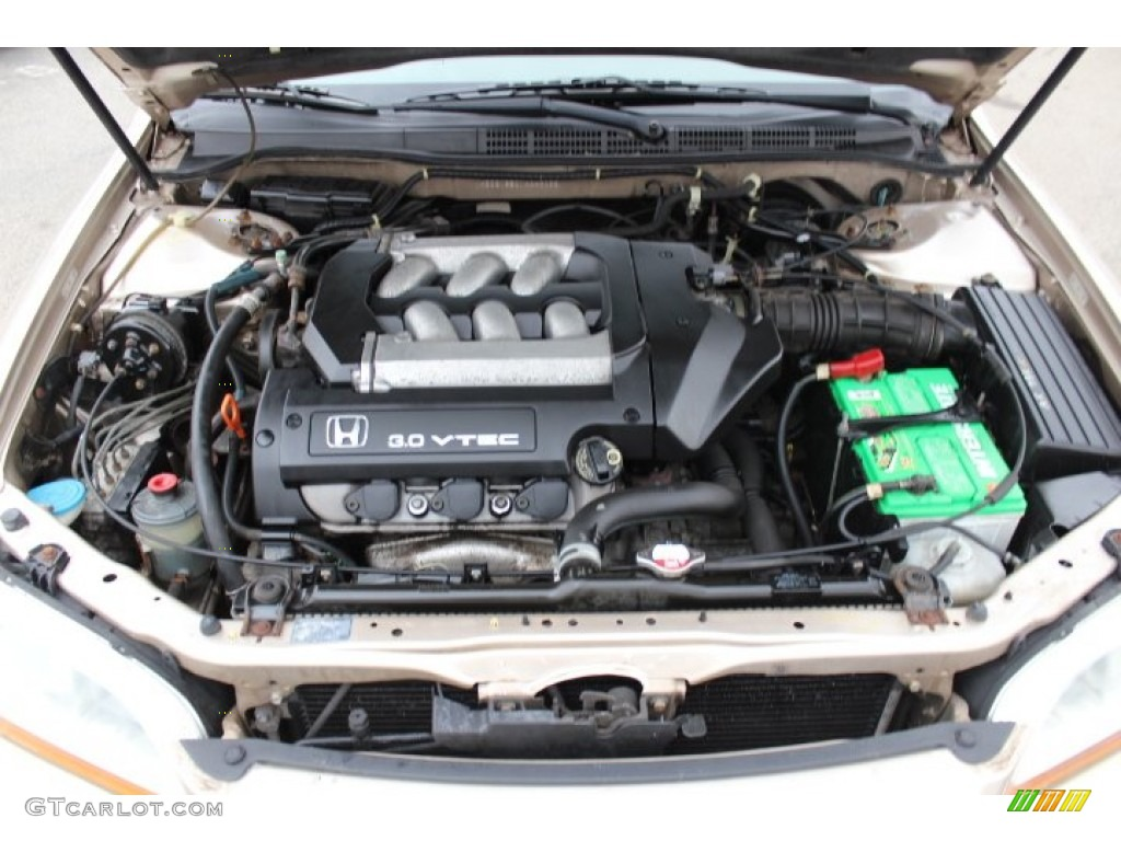 2002 Honda Accord V6 Engine Pictures To Pin On Pinterest