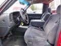 2000 Victory Red Chevrolet Silverado 1500 LS Regular Cab 4x4  photo #10