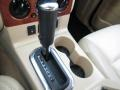 2006 Ford Explorer Camel Interior Transmission Photo