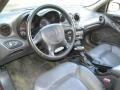2003 Pontiac Grand Am Dark Pewter Interior Prime Interior Photo
