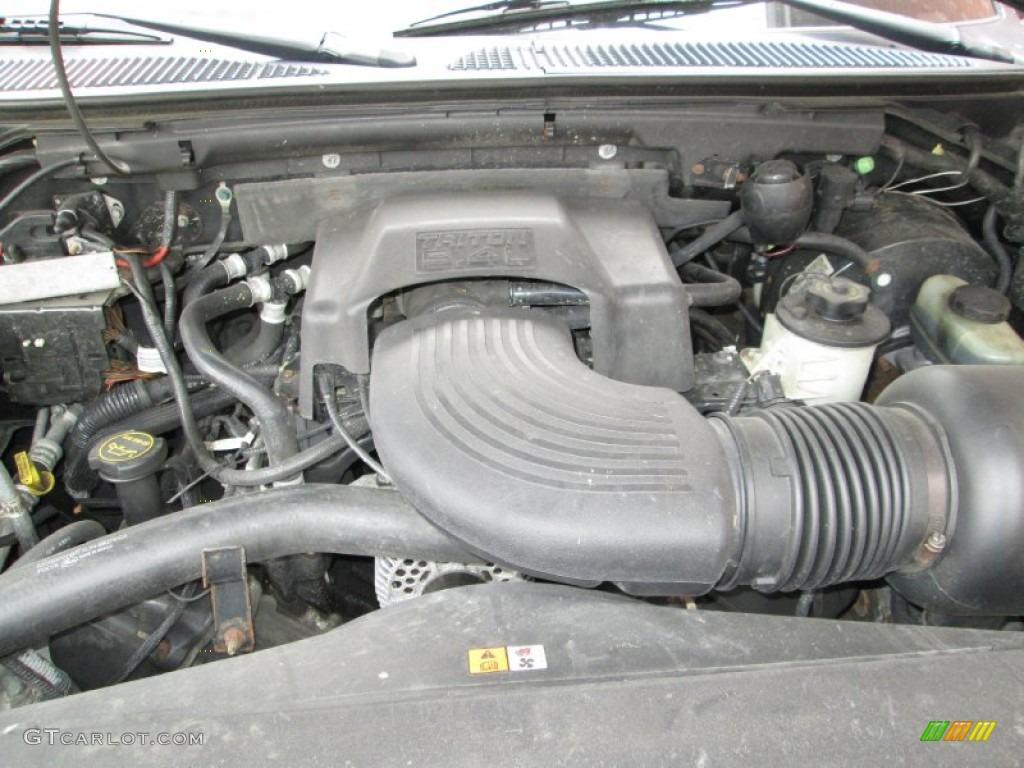 2001 Ford Expedition Eddie Bauer 4x4 5 4 Liter Sohc 16