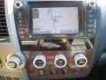 2010 Toyota Tundra Black Interior Navigation Photo