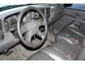 Dark Charcoal 2004 Chevrolet Silverado 1500 Interiors