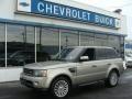 2011 Ipanema Sand Metallic Land Rover Range Rover Sport HSE #77761658