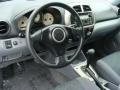 Gray 2002 Toyota RAV4 Interiors