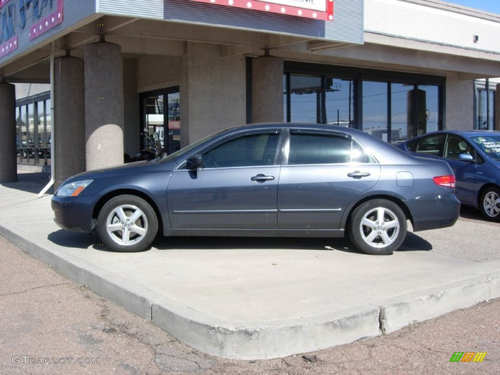 Graphite pearl 2003 honda accord ex sedan exterior photo for 2003 honda accord ex sedan