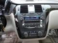 2008 Cadillac DTS Shale/Cocoa Interior Controls Photo