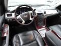 2008 Cadillac Escalade Ebony Interior Prime Interior Photo
