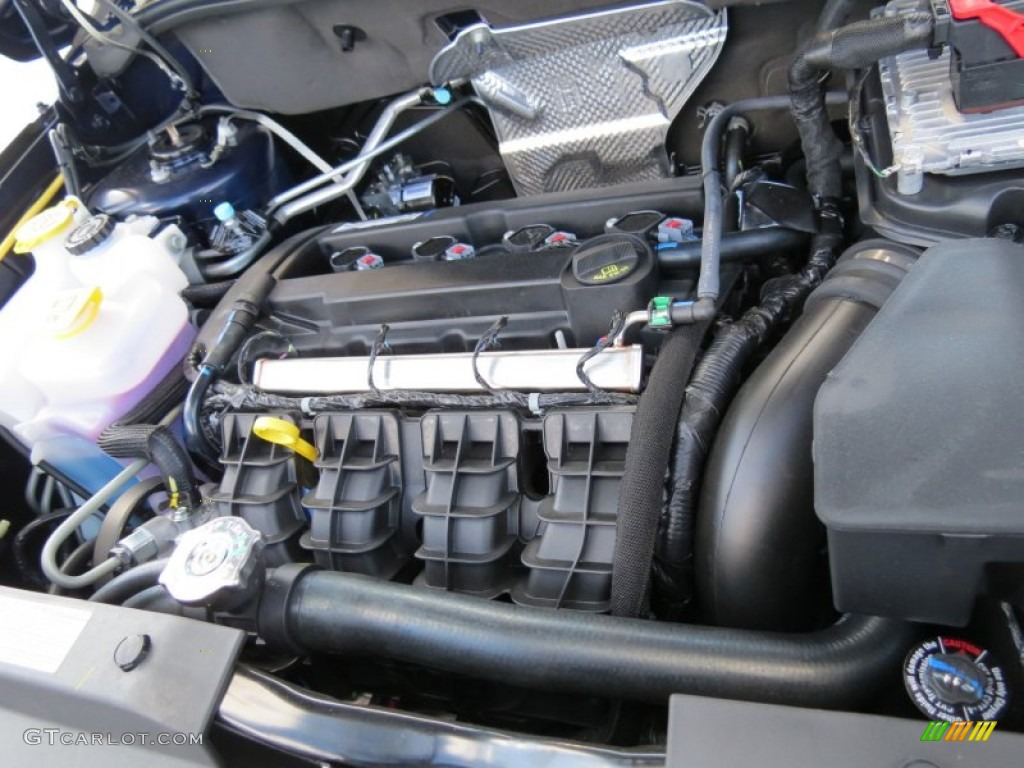 2013 Jeep Compass Sport Engine Photos