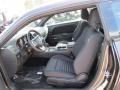 2013 Granite Crystal Metallic Dodge Challenger SXT  photo #10