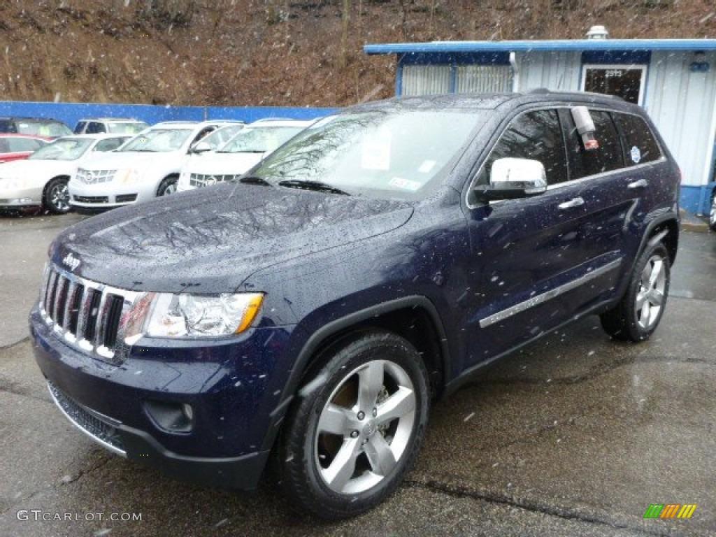 2017 Grand Cherokee Altitude >> True Blue Pearl 2012 Jeep Grand Cherokee Limited 4x4 ...