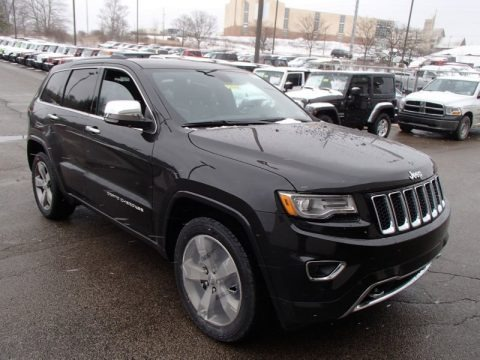 2014 jeep grand cherokee overland 4x4 data info and specs. Black Bedroom Furniture Sets. Home Design Ideas