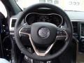 Morocco Black Steering Wheel Photo for 2014 Jeep Grand Cherokee #77821085
