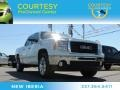 Summit White 2011 GMC Sierra 1500 SLE Crew Cab