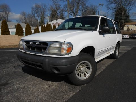 2000 Ford Explorer XL 4x4 Data, Info and Specs
