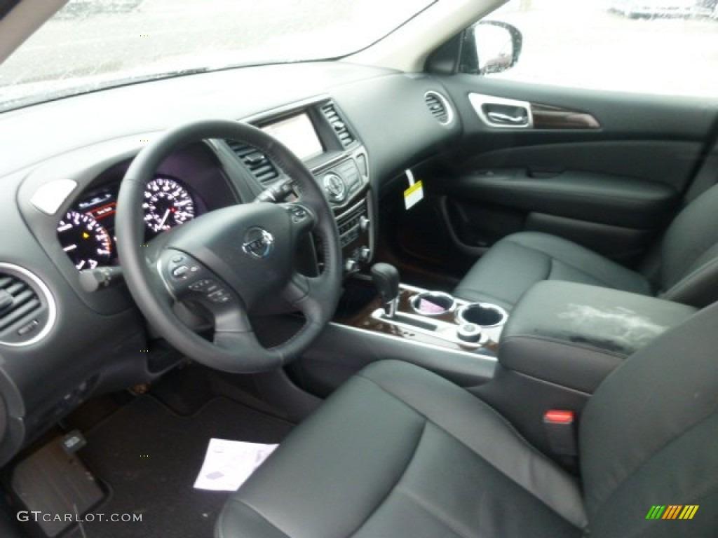2013 nissan pathfinder sl 4x4 interior color photos