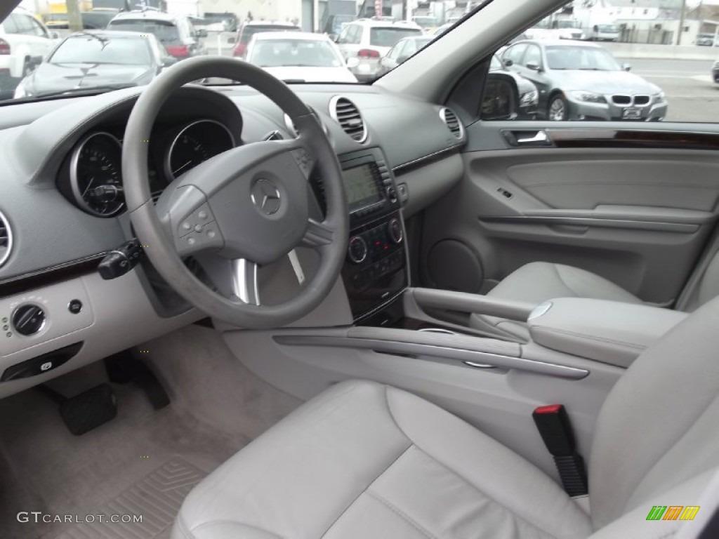 Ash Grey Interior 2007 Mercedes-Benz GL 450 Photo ...