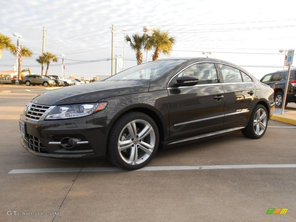black oak brown metallic 2013 volkswagen cc r line exterior photo 77832997. Black Bedroom Furniture Sets. Home Design Ideas