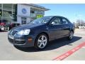 Blue Graphite Metallic 2010 Volkswagen Jetta TDI Sedan