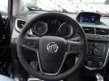 Ebony Steering Wheel Photo for 2013 Buick Encore #77843365