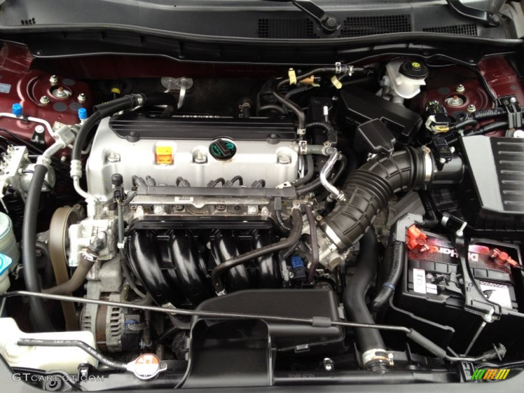2008 Honda Accord Lx P Sedan 2 4 Liter Dohc 16 Valve I