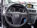 Ebony Steering Wheel Photo for 2013 Buick Encore #77844357