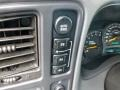 Dark Charcoal Controls Photo for 2005 Chevrolet Silverado 1500 #77844726