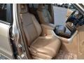 2005 Honda Pilot Saddle Interior Front Seat Photo