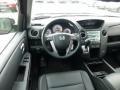 2009 Honda Pilot Black Interior Dashboard Photo