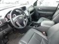 2009 Honda Pilot Black Interior Prime Interior Photo