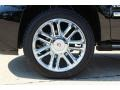 2013 Escalade ESV Platinum Wheel