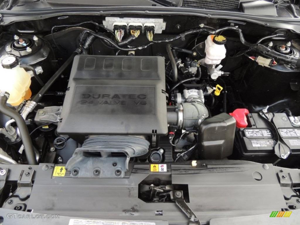 2010 Ford Escape Xlt V6 4wd Engine Photos