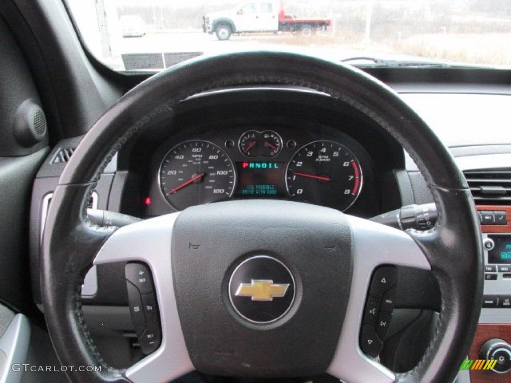 2007 Chevrolet Equinox Lt Awd Steering Wheel Photos
