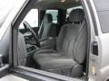 Dark Charcoal 2006 Chevrolet Silverado 1500 Z71 Extended Cab 4x4 Interior Color