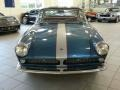 1964 1000 GT Coupe Blue Metallic