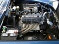 1964 1000 GT Coupe 1.0 Liter SOHC 8-Valve 4 Cylinder Engine
